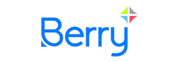 Berry Global plastic packaging products logotype
